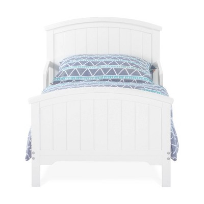 Forever Eclectic Hampton Toddler Bed - Matte White