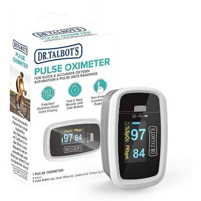 Dr. Talbot's Pulse Oximeter