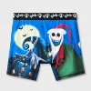 Men's The Nightmare Before Christmas Boxer Briefs - Black - image 2 of 3