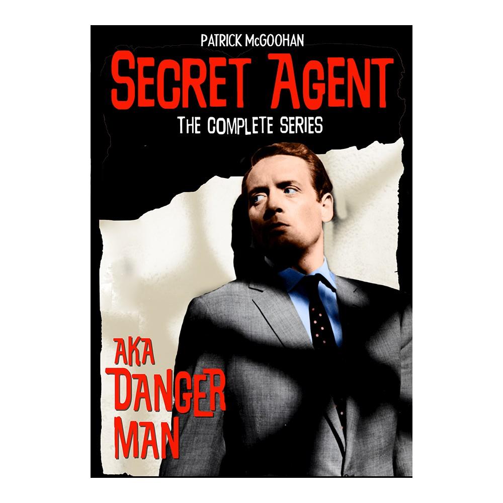 Secret Agent Man (Aka Danger Man):Com (Dvd)