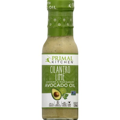 Primal Kitchen Cilantro Lime Dressing - 8fl oz