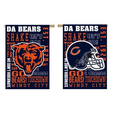 Evergreen Chicago Bears, Fan Rules Flag