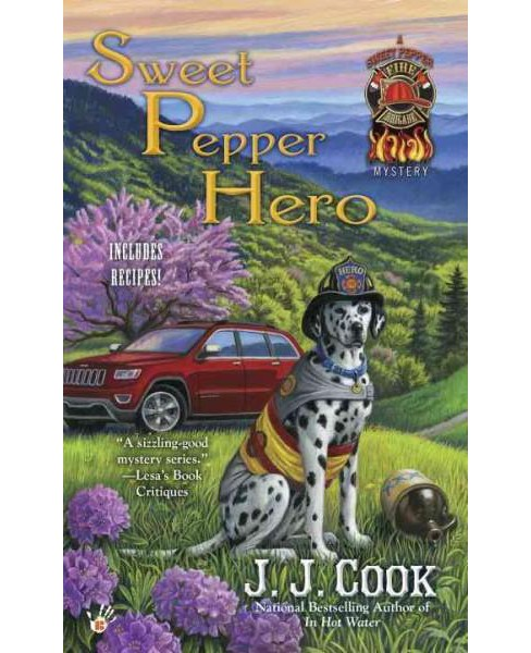 Sweet Pepper Hero (Paperback) (J. J. Cook) - image 1 of 1