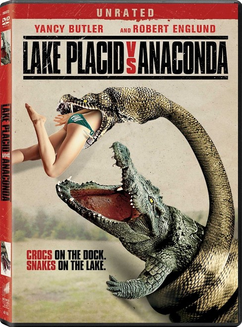 Lake Placid vs. Anaconda - image 1 of 1