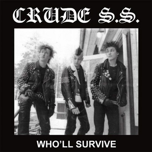 Crude s.S. - Who'll survive (Vinyl) - image 1 of 1