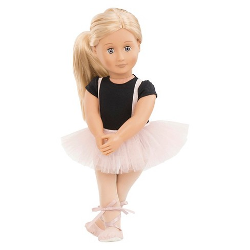 Our Generation Regular Doll - Violet Anna - image 1 of 2