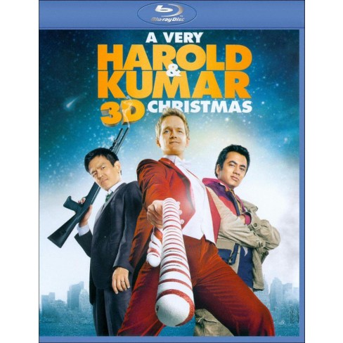 about this item - Harold And Kumar 3d Christmas