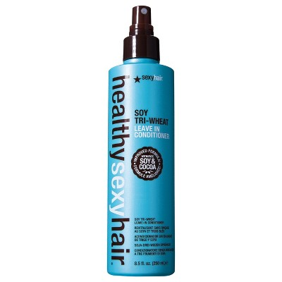 Sexy Hair Healthy Sexy  Soy Tri-Wheat Leave-In Condtioner - 8.5 fl oz