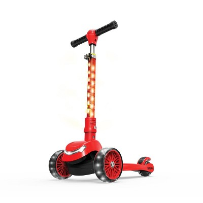 Jetson Disney Cars 3 Wheel Kick Scooter - Red