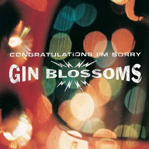 Gin Blossoms - Congratulations I'm Sorry (Vinyl) - image 1 of 1