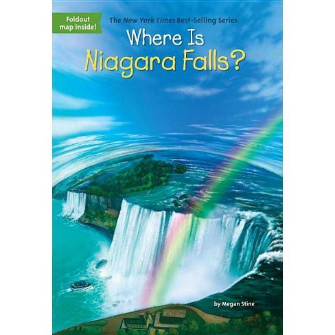 Where Is Niagara Falls? - (Where Is?) by  Megan Stine (Paperback) - image 1 of 1