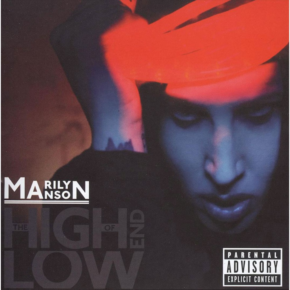 Marilyn Manson - The High End of Low [Explicit Lyrics] (CD)