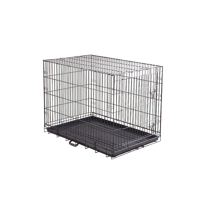 Prevue Pet Products Home On-The-Go Single Door Dog Crate - Black - image 1 of 1