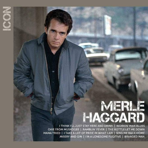 Merle Haggard - ICON: Merle Haggard (CD) - image 1 of 1