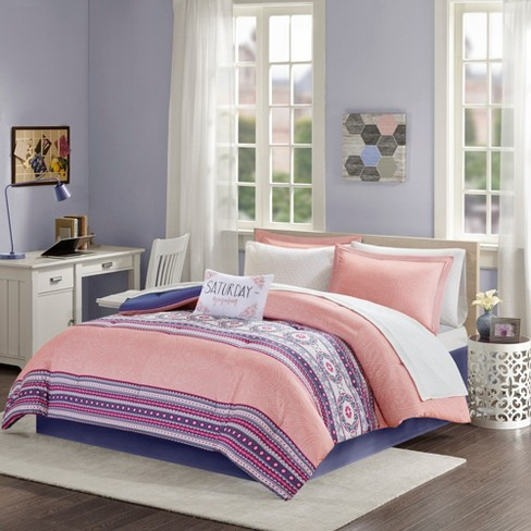 Nissa Comforter and Sheet Set - image 1 of 11