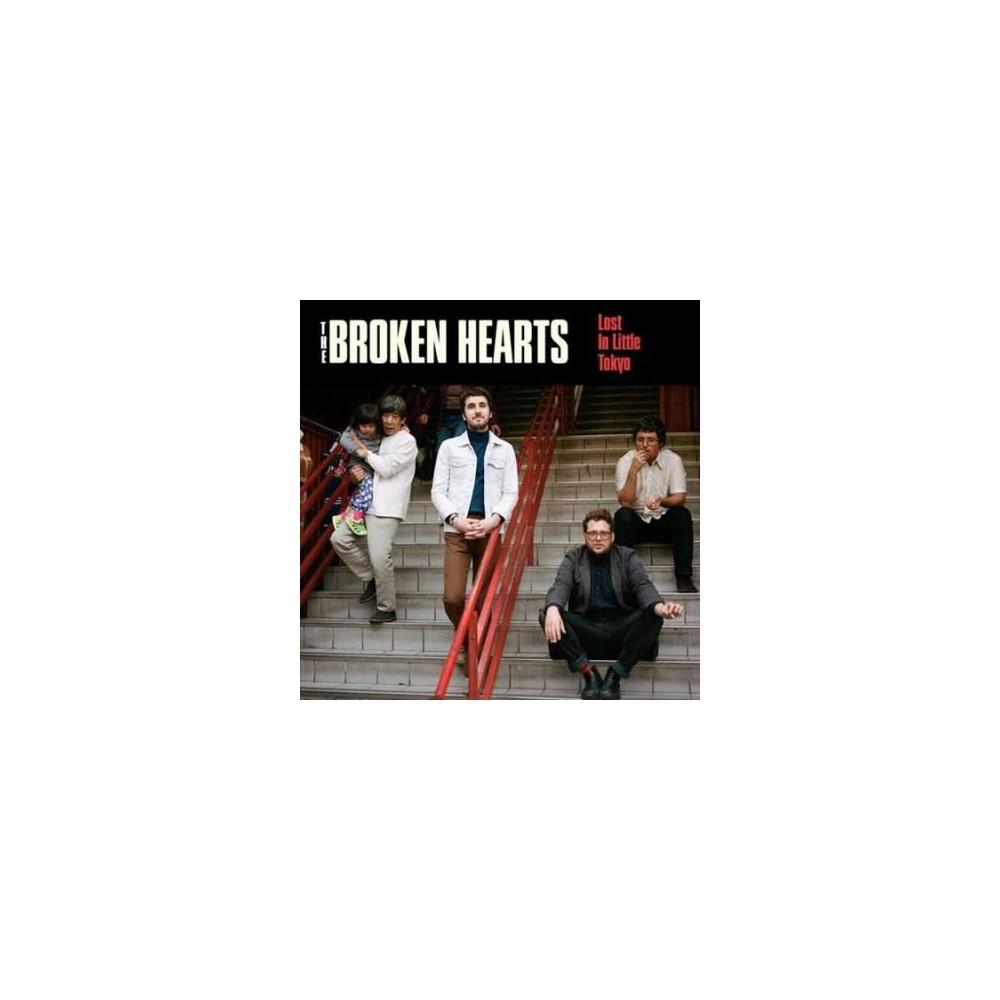Broken Hearts - Lost In Little Tokyo (CD)