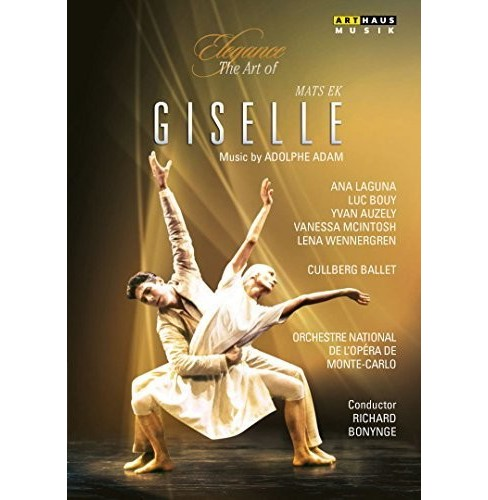 Adam:Giselle (DVD) - image 1 of 1