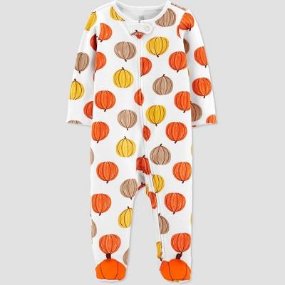 Baby Pumpkin Sleep N' Play - Just One You® made by carter's Orange