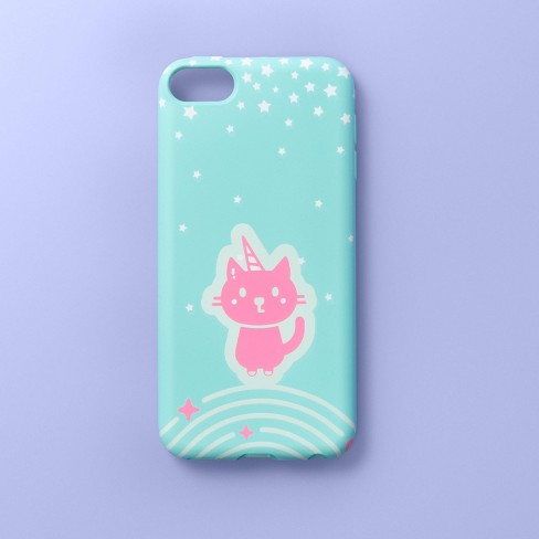 new product 1375e bfcd3 Apple iPod Touch 5th/6th Generation Case - More Than Magic™ - Teal/Pink  Kittycorn