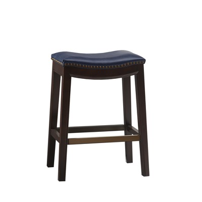 Westly Saddle Counter Height Barstool