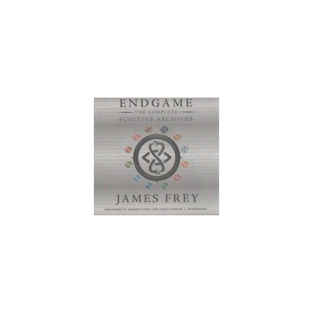 Complete Fugitive Archives : Library Edition (Unabridged) (CD/Spoken Word) (James Frey)