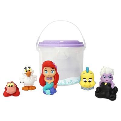 Disney Store Ariel Bath Set