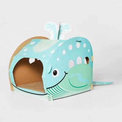 Whale Cat Scratcher - Boots & Barkley™