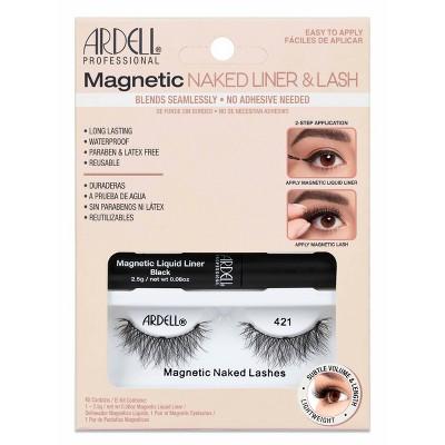 Ardell Naked 421 Magnetic Liner & Lash Kit