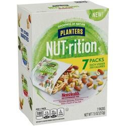 Planters Nut-Rition Men's Health Mix - 6ct