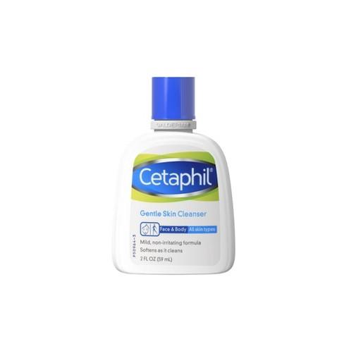 Cetaphil Gentle Skin Cleanser Unscented - 2 fl oz - image 1 of 3