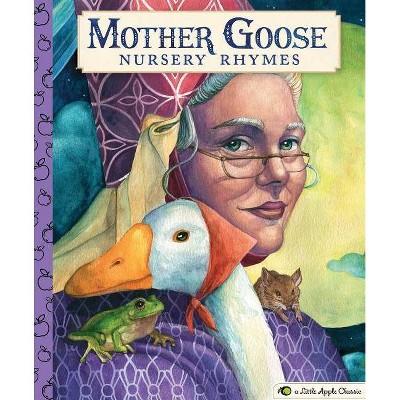 Mother Goose Nursery Rhymes - (Little Apple Books)(Hardcover)