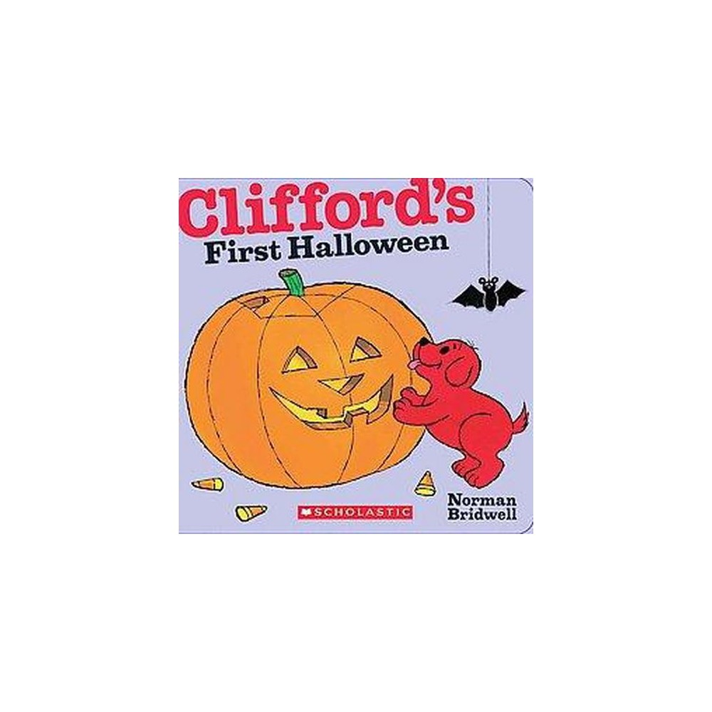 Clifford S First Halloween Clifford The Big Red Dog By Norman Bridwell Board Book