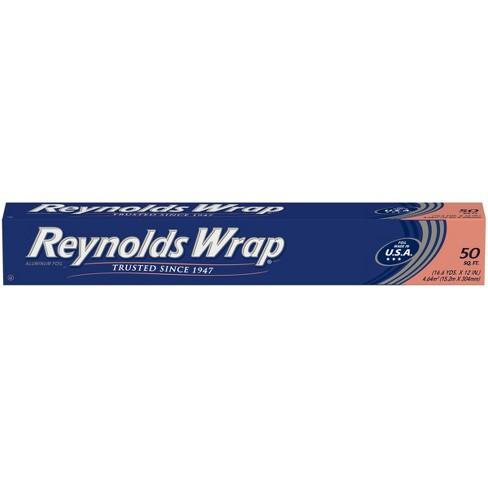 Reynolds Wrap Standard Aluminum Foil - 50 sq ft - image 1 of 4