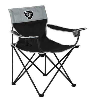 NFL Las Vegas Raiders Big Boy Chair