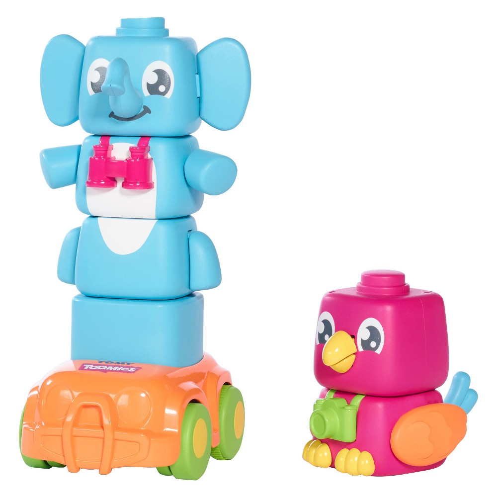 Toomies Flappee Stackees, Stacking and Sorting Toys