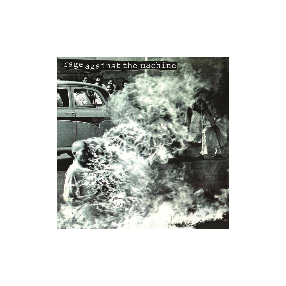 Rage Against The Machine Rage Against The Machine Explicit Lyrics Vinyl