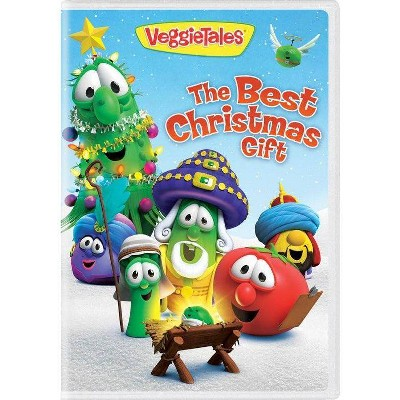Veggie Tales: The Best Christmas Gift (DVD)(2019)
