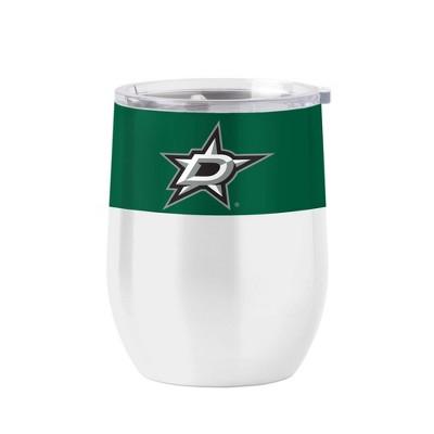 NHL Dallas Stars 16oz Retro Wine Tumbler
