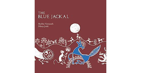 Blue Jackal (School And Library) (Shobha Viswanath) - image 1 of 1