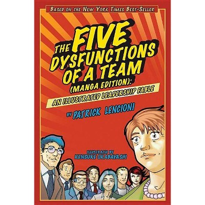 The Five Dysfunctions Team (Ma - by  Lencioni (Paperback)