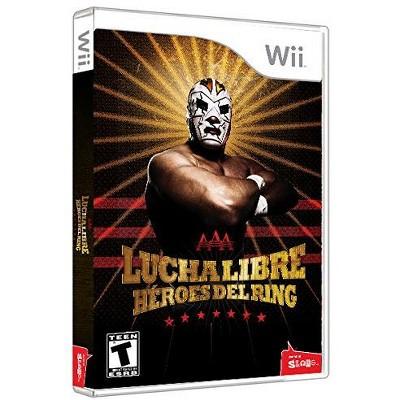 Lucha Libre: Heroes del Ring - Nintendo Wii
