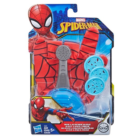 Spider-Man Web Launcher Glove image number null