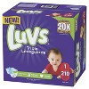 Luvs Disposable Diapers Giant Pack - (Select Size) - image 2 of 4