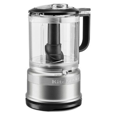 KitchenAid 5 Cup Food Chopper Contour Silver - KFC0516CU