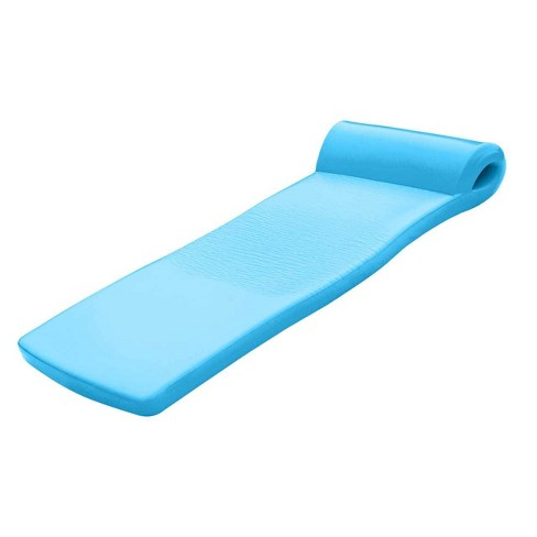 """TRC Recreation Super Soft Ultra Sunsation 72"""" Pool Float Lounger, Tropical Teal - image 1 of 4"""