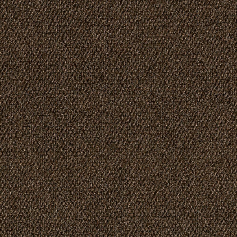 16pk Hobnail Carpet Tiles Mocha