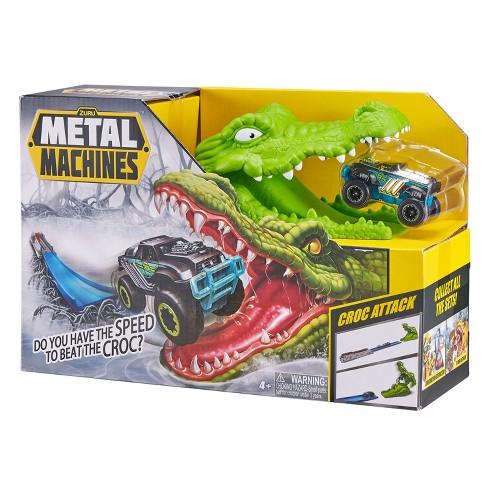 Zuru Metal Machines Croc Attack Playset - image 1 of 7