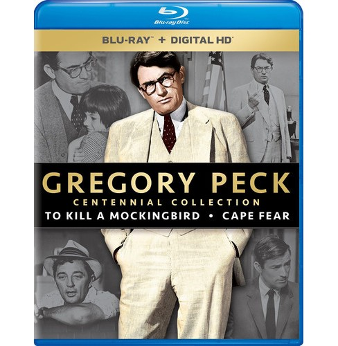 Gregory Peck Centennial Collection (Blu-ray) - image 1 of 1