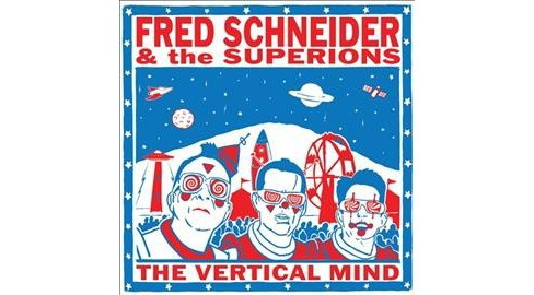 Frank & T Schneider - Fred Schneider & The Superions (Vinyl) - image 1 of 1