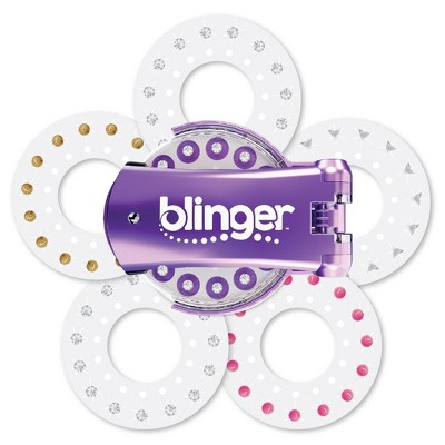blinger Diamond Collection Purple Jewelry Accessories